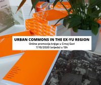 URBAN COMMONS IN THE EX YU REGION
