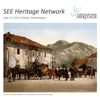 SEE heritage network meeting in Cetinje