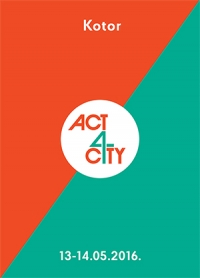 ACT4CITYposter Kotor